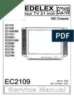 Tedelex Ec2109 Chassis m5 Sm