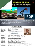 1. Intro_Level of Petroleum Investigation