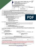 Nstp Form 20