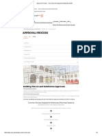 Approvel Process - The Urban Development Authority (UDA)