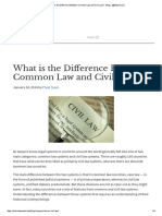 What is the Difference Between Common Law and Civil Law_ - Blog _ @WashULaw