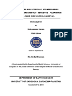 Structural and Sequence Stratigraphic analysis of Cretaceous Sequence