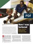 The torture of Kamwenge Town Mayor