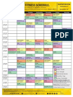 Fall17 GroupFitness Schedule