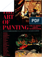 The Art of Painting - From the Baroque Through Post Impressionism