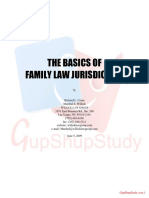 The Basics of Jurisdiction