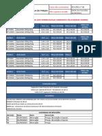 Tabela Outubro 2015 Bal 4 Celulas