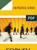 Cornell University Press 2010 Political Science Catalog