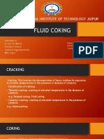 Fluid Coking