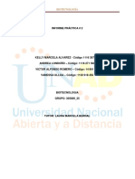 Informe 2 Práctica Biotecnologia