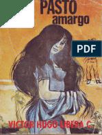 Libera Cortez Victor Hugo - Pasto Amargo