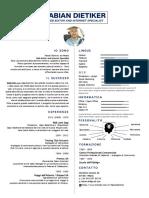 Curriculum Italiano - Fabian Dietiker - Milano - 032017 (1)