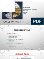 Cycle of Rock