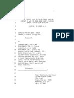 Gibraltar v. Gylmar Development FL Hearing No. 07-42605