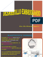 Clase 3 Desarrollo Embrionario