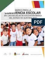 Microsoft Word - Marco Convivencia Escolar Estado de Quintana Roo