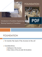 Chapter 2 - Foundation