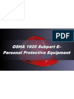 OSHA 10 Slides 09 - Personal Protective Equipment