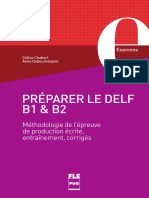 Pug Livre Preparer Delf b1-b2