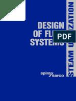 Design of Fluid Systems Steam Utilization