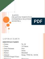 145098401-LAPORAN-KASUS-FRAKTUR-INTERTROCHANTER-FEMUR-SINISTRA.pptx