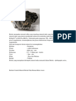 Mineral Biotit