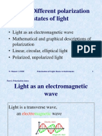 Polarization Light