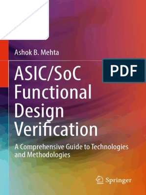 ASICSoC Functional Design Verification a Comprehensive Guide