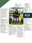 Film Magazine Cover Textual Analysis
