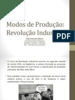 Modos de Produção (1)