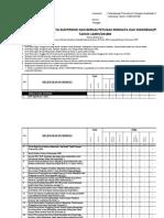 Kelengkapan Data Elektronik 2018