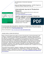26-Quality Costing in Process Industries