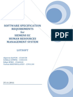 SRS LotSoft Siemens