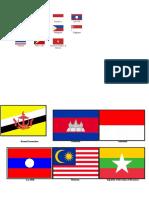 Brunei Darussalam Cambodia Indonesia