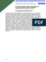 Artigo 08 - Formação Docente, Ensino de Ciências e Novas Tecnologias_ Uma Proposta Para Os Anos Iniciais Do Ensino Fundamental