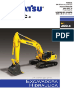 Manual Excavadora Komatsu Pc350lc 8 Esp