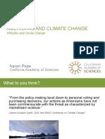 Communicating Climate Presentation