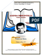 ! Agenda Dirigintelui El