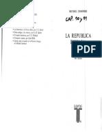 CRAWFORD - La República Romana (Caps. 10 y 11)