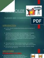 FBC Boilers in power plant