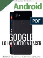Revista Pro Android de Noviembre 2017