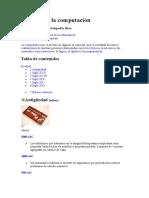 Historia de La Computación (1)