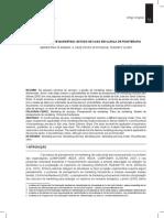 Planejamento de Marketing - Estudo de Caso Em Clínica de Fisioterapia