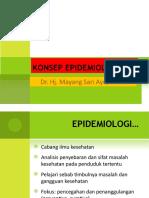Konsep Epidemiologi PH