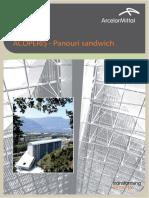 Arcelormittal Panouri Sandwich Arval Accesorii Depozitare Transport