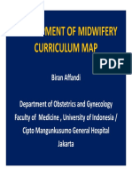 Biran Affandi - Development of Midwifery CurriculumMap