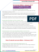 Uttar Pradesh Current Affairs 2017 by AffairsCloud