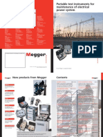 Megger Power Products