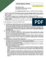Legislation Outline