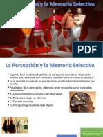 2.-Percepcion y Memoria Selectiva